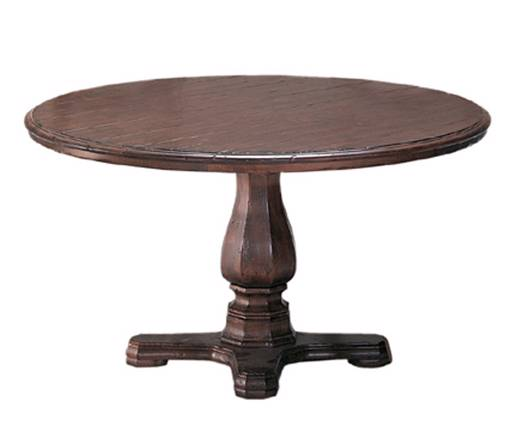"Picture of 54"" ROUND PEDESTAL TABLE"