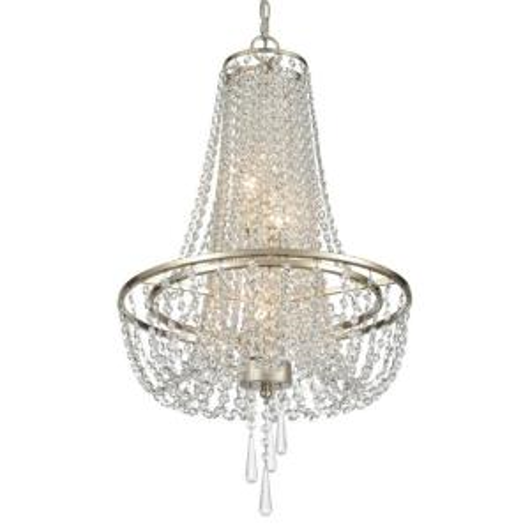 Picture of ARCADIA - FOUR LIGHT CHANDELIER