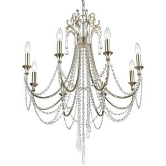 Picture of ARCADIA - EIGHT LIGHT CHANDELIER