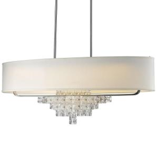 Picture of ADDISON - 42 INCH SIX LIGHT CHANDELIER