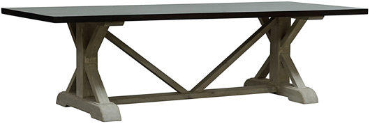 Picture of ANDREAS DINING TABLE, 8 FT