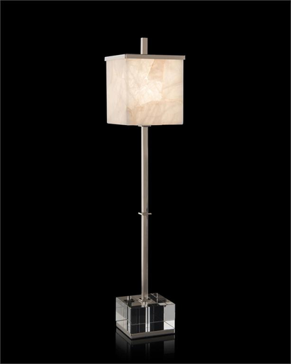 Picture of ALABASTER AGLOW BUFFET LAMP
