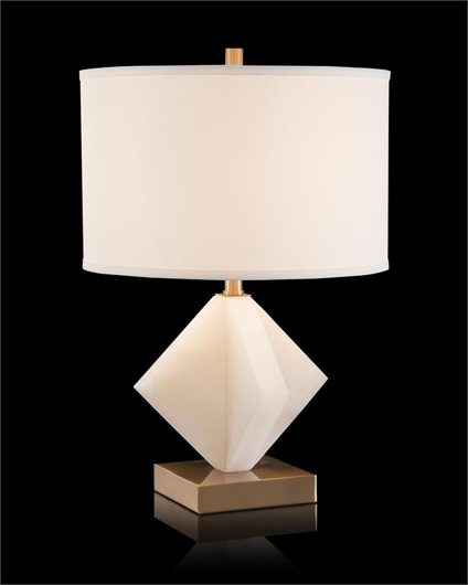 Picture of ALABASTER ACCENT LAMP