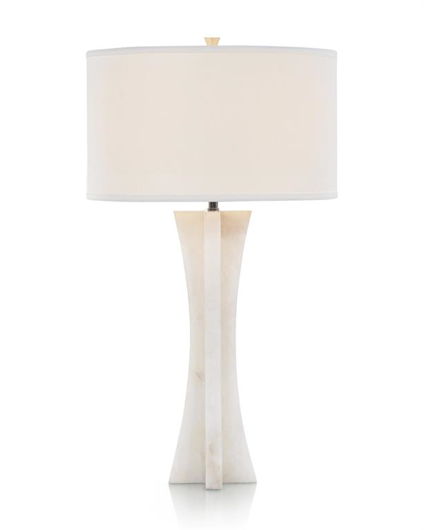 Picture of ALABASTER TABLE LAMP