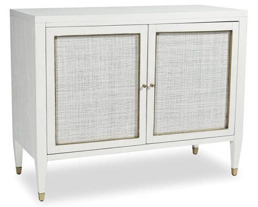 Picture of ATHERTON WHITE BAR CABINET