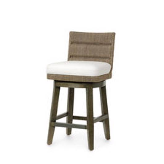 """Picture of BARTLEY 24"""" SWIVEL COUNTER BARSTOOL"""