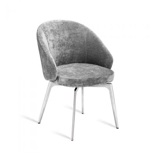 Picture of AMARA DINING CHAIR - GREY