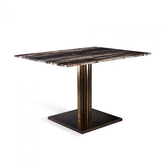 Picture of ANNICK DINING TABLE - PALISANDRO
