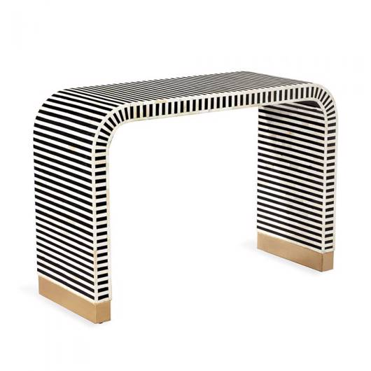 Picture of BEACON CONSOLE TABLE - BLACK
