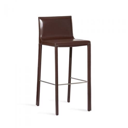 Picture of BIANCA BAR STOOL - WENGE
