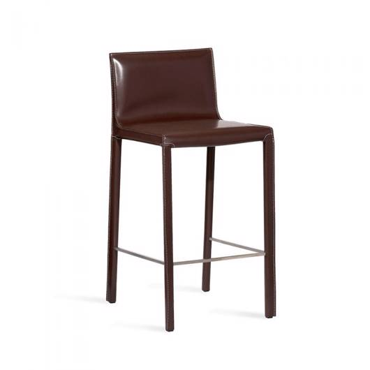 Picture of BIANCA COUNTER STOOL - WENGE