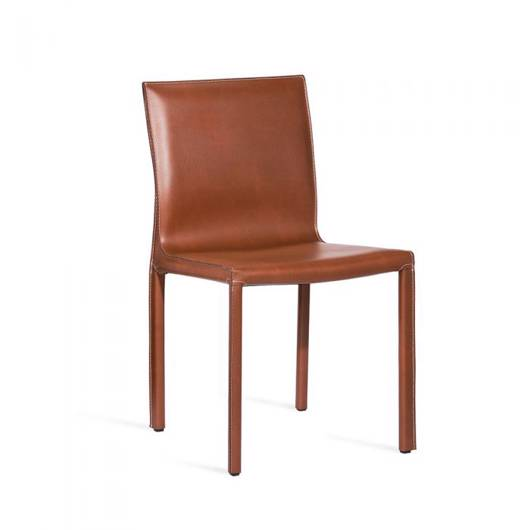 Picture of BIANCA DINING CHAIR - COGNAC