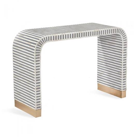 Picture of BEACON CONSOLE TABLE - GREY